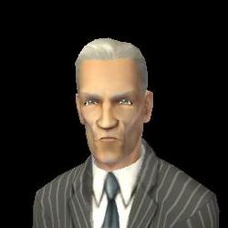 Consort Capp (Les Sims 2)
