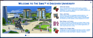Discover University Welcome