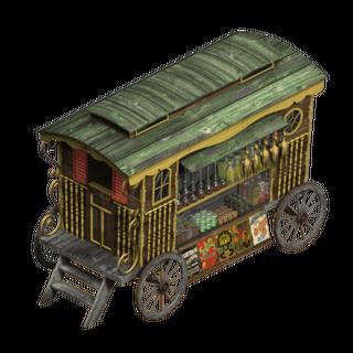 Vagón de Todd
