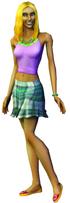 Mina Caliente (Los Sims 2 Consola)