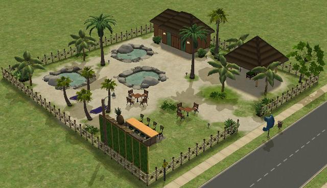 Whitesand Hot Springs