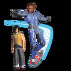 Les Sims 3 En route vers le futur Render 01