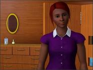 Monika Morris i spillet 2