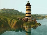 Monte Vista lighthouse