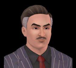 Nick Alto (Les Sims 3)