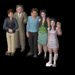 Shallow familie