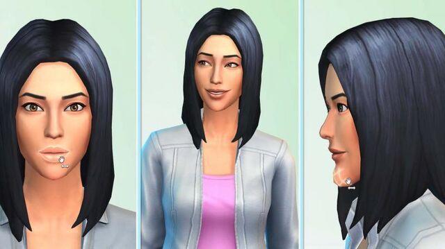 File:TS4 CAS Womanblackhair.jpg
