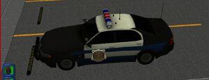 ПолицияTheSims3