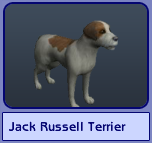 Jack Russell Terrier (Sims 2)