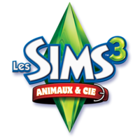 Logo Les Sims 3 Animaux & Cie