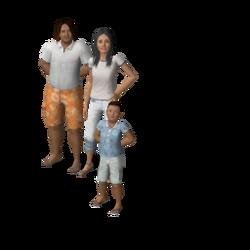Malifa familie