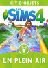 Packshot Les Sims 4 En plein air