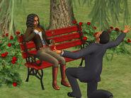 Ramir Serenading Ana