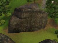 Rock mural Sunset Valley2
