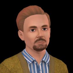 Simis Bachelor (The Sims 3)