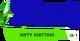 The Sims 4 Nifty Knitting Stuff Logo