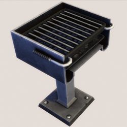 Carbonette Charcoal Grill