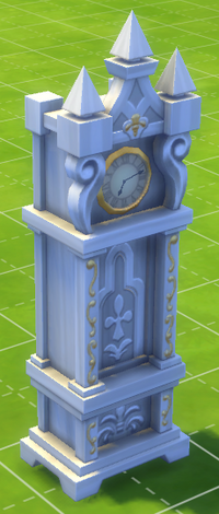 Endless Timepiece
