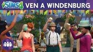 Los Sims 4 ¿Quedamos? ¡Ven a Windenburg!
