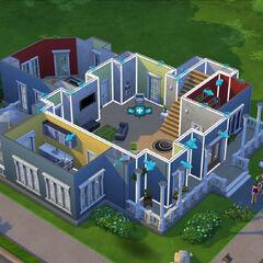 Baue dein Traumhaus