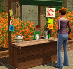 TS3 Store Lemonade Stand