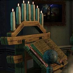 Libro de conjuros.