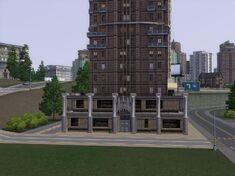 The Sims 3 - Bridgeport - Veranda Villas