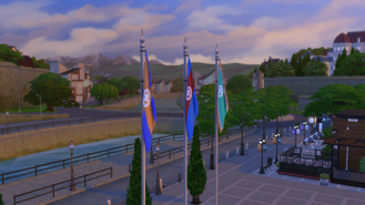 Windenburg flags
