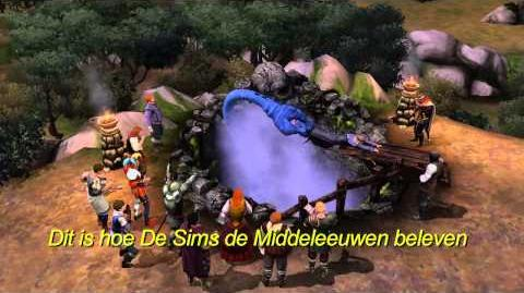 De Sims Middeleeuwen Trailer 3