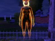 Enriqueta som et spøkelse