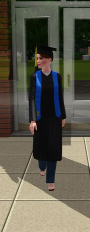 Graduationrobe