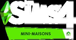Logo Les Sims 4 Mini-maisons