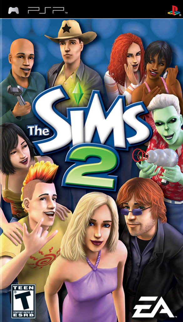 The Sims 2 (PSP) | The Sims Wiki | FANDOM powered by Wikia