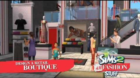 Tráiler de Los Sims 2 Shopping - Colección