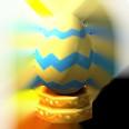 Расписное яйцо 9