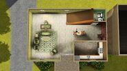 Casa do Trevo, primeiro andar