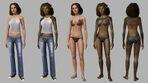 Concept art Les Sims 3 Super-pouvoirs 16