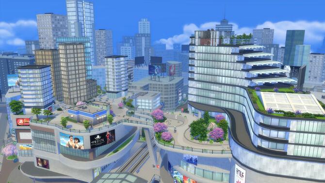 DS4 San Myshuno Afbeelding 1