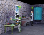 Les Sims 4 Au Travail 21