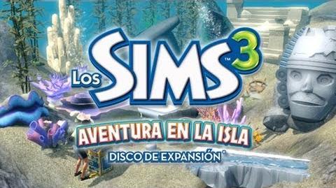 Los Sims 3 - Aventura en la Isla - Trailer Oficial-0