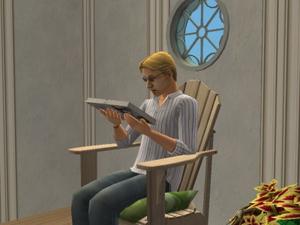 Owen at home