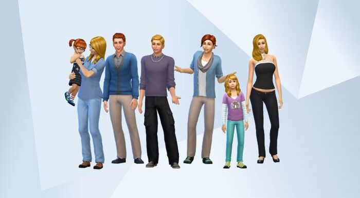 The Parker Family