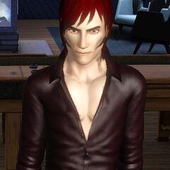 Uno de los vampiros que vienen con la expansión