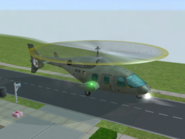 Big Boss Helicopter