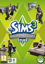 The Sims 3: High-End Loft Stuff