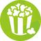 Icône Les Sims 4 Comme au cinéma