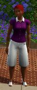 Monika Morris i spillet