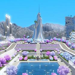 Oasis Landing (Utopia)