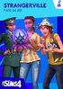 Packshot Les Sims 4 StrangerVille (V2)