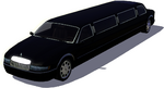 S3 car limoblack